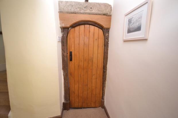 Arched Doorway of Upton Cross, Liskeard, Cornwall PL14
