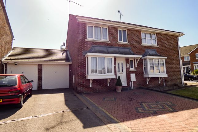 Thumbnail Semi-detached house for sale in Damigos Road, Gravesend, Kent
