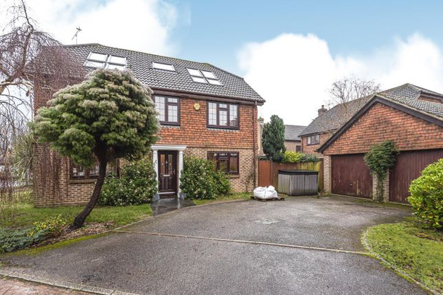 5 bed detached house for sale in Wexfenne Gardens, Pyrford GU22