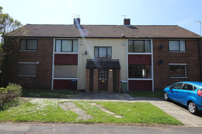 Thumbnail Flat to rent in Sledmere Close, Peterlee