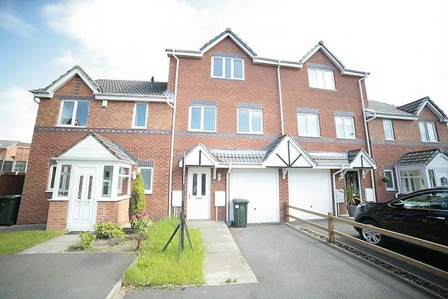 Thumbnail Terraced house to rent in Elterwater Close, Middleton