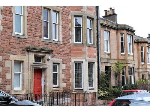 Thumbnail Flat to rent in Sylvan Place, Edinburgh EH9,