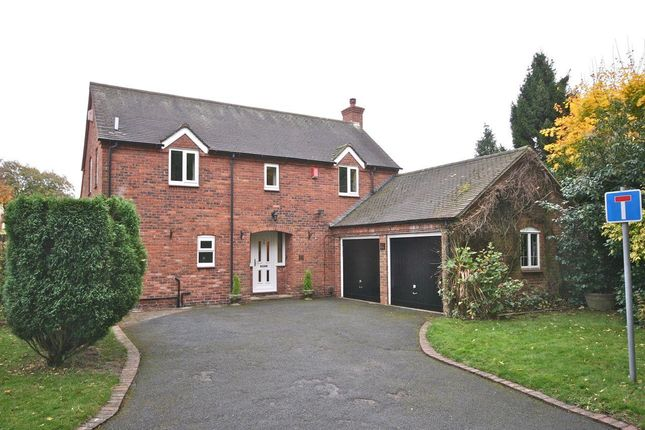 Thumbnail Detached house for sale in Priorslee Village, Priorslee, Telford