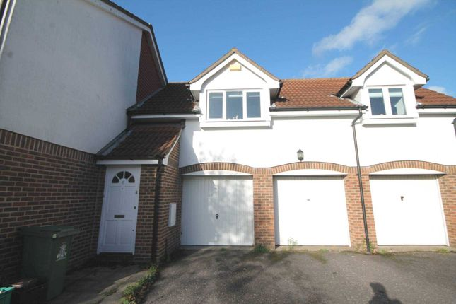 Thumbnail Maisonette to rent in Brindley Close, Bexleyheath
