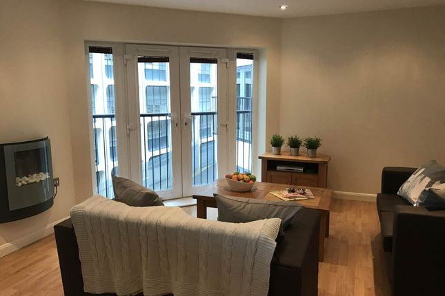 Thumbnail Shared accommodation to rent in Bedroom 6, 26 Anolha House (17/18), Stepney Lane, Newcastle Upon Tyne