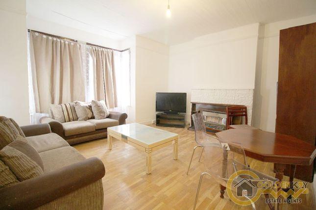 Thumbnail Flat to rent in Bertie Road, Willesden