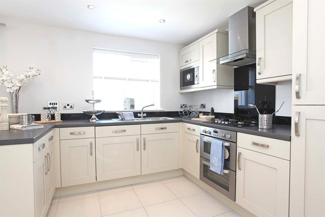 "Thumbnail Detached house for sale in ""The Hatfield"" at Rosehip Walk, Castleford"