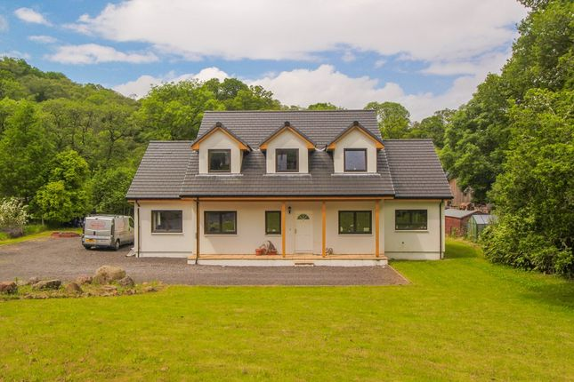 Thumbnail Detached house for sale in Taynuilt