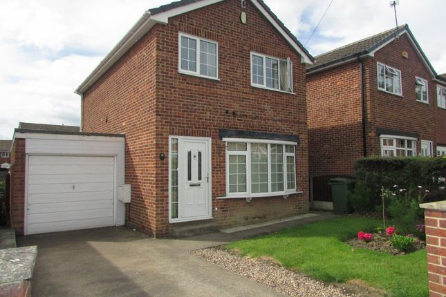 Thumbnail Detached house to rent in Newton Drive, Outwood, Wakefield