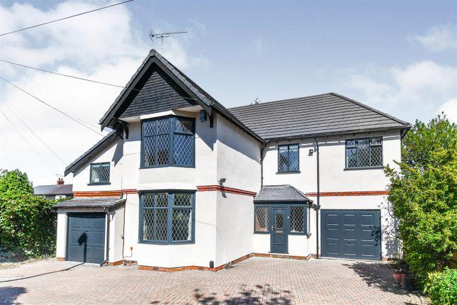 Thumbnail Detached house for sale in Beverley Road, Kirk Ella, Hull