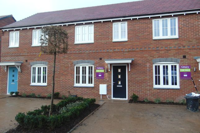 Thumbnail Terraced house to rent in Laxton Close, Nottingham