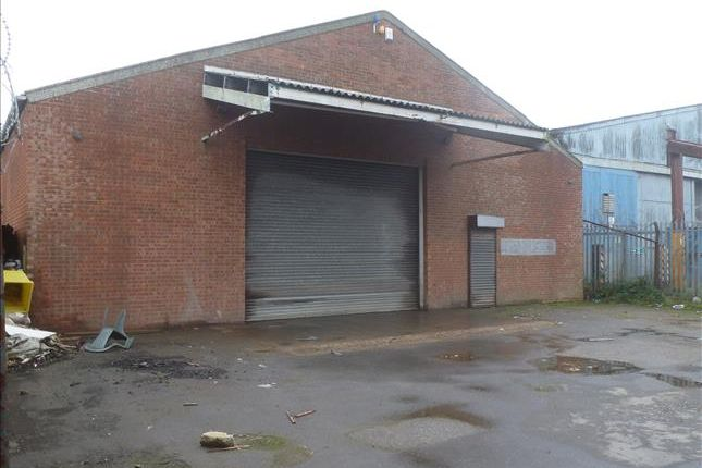 Thumbnail Light industrial to let in Annesley Street, West Marsh Industrial Estate, Grimsby, North East Lincolnshire