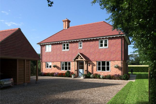 Thumbnail Detached house for sale in Orchard Lane, Challock, Ashford, Kent