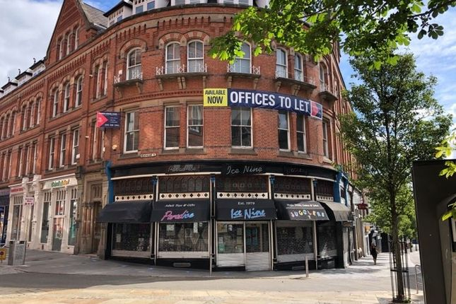 Thumbnail Office to let in Heathcoat Street, Nottingham