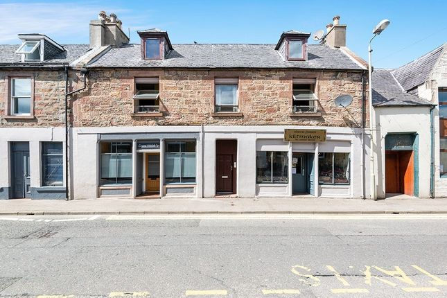 Thumbnail Flat for sale in Tulloch Street, Dingwall