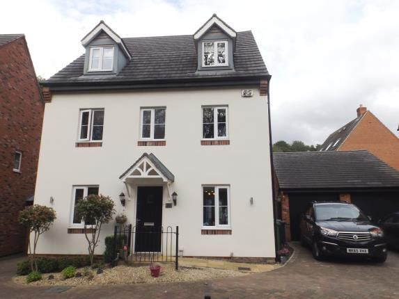 5 bed detached house for sale in Bath Vale, Congleton, Cheshire