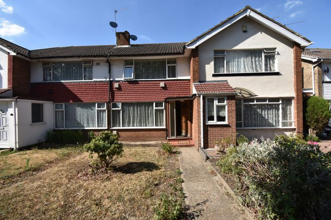 Thumbnail Terraced house to rent in Craneswater, Hayes