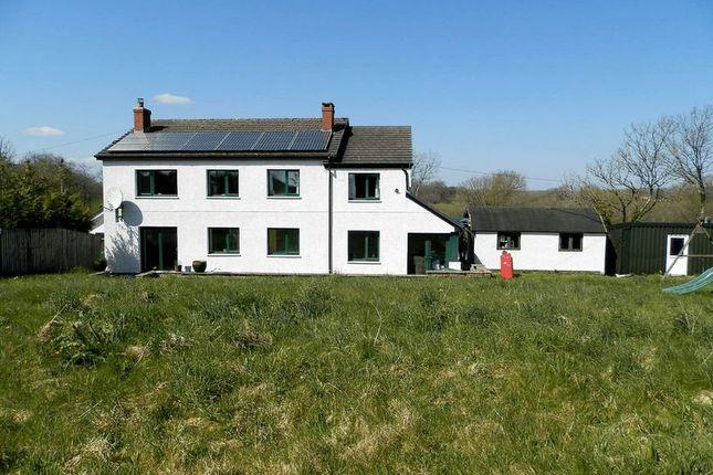 Thumbnail Detached house for sale in Llanddarog Road, Llanddarog, Carmarthen