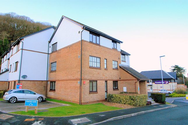Thumbnail Flat for sale in Crabtree Close, Plymouth