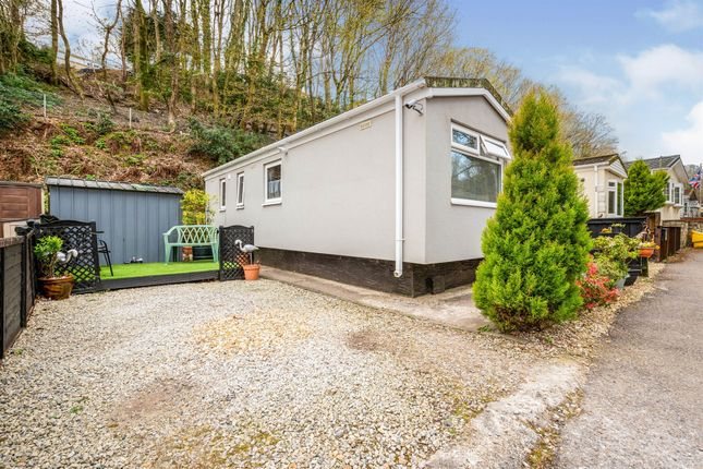 Thumbnail Mobile/park home for sale in Valley Walk, Glenholt Park, Plymouth