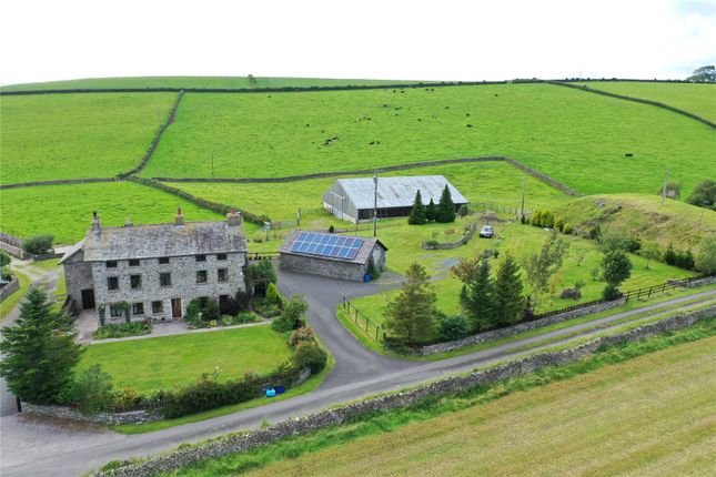 Thumbnail Detached house for sale in Wellheads Farmhouse, Sedgwick, Cumbria