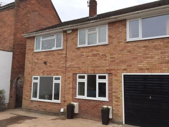 Thumbnail Semi-detached house for sale in Nursery Walk, St Johns, Worcester, Worcestershire