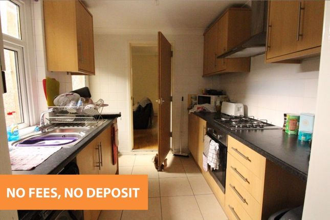 4 bed terraced house to rent in Braevel Street, Roath, Cardiff. CF24