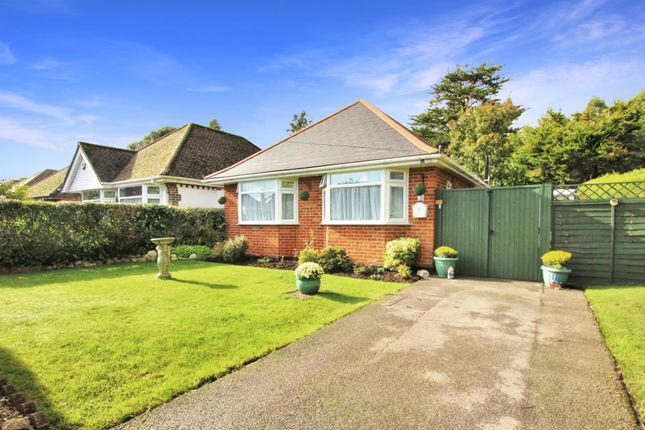 Thumbnail Detached bungalow for sale in Throopside Avenue, Bournemouth