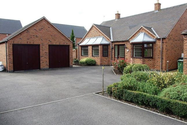 Thumbnail Bungalow to rent in Dawkins View, Brooker Close, Barrow Upon Soar