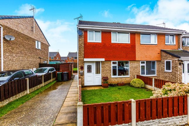 3 bed semi-detached house for sale in Turnberry Way, Dinnington, Sheffield