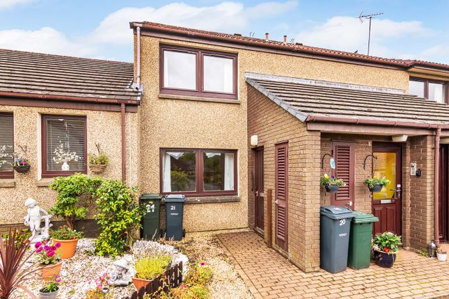 Thumbnail Flat for sale in Larchfield Neuk, Balerno