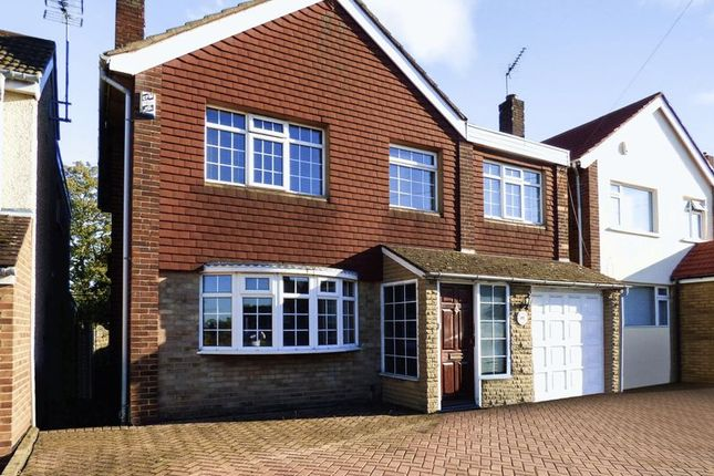 Thumbnail Detached house for sale in Summerhouse Drive, Bexley