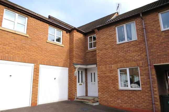 1 bed flat for sale in Bates Close, Loughborough