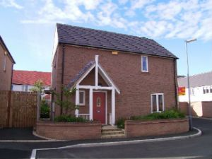 Thumbnail Detached house to rent in Meadowsweet Close, Consett