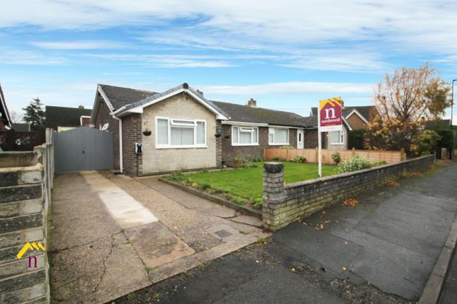 2 bed bungalow for sale in Millard Avenue, Hatfield, Doncaster DN7