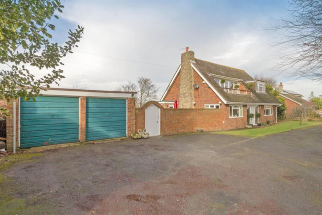 Thumbnail Detached house for sale in Nutfields, Sittingbourne