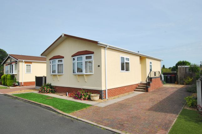 Thumbnail Mobile/park home for sale in The Moorings, Long Lane, Telford, Shropshire