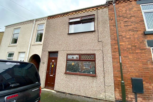 2 bed terraced house for sale in Victoria Road, Ripley DE5