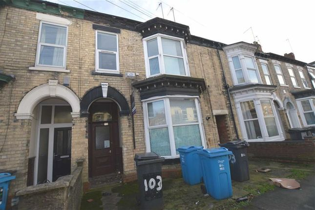 Thumbnail Flat for sale in De Grey Street, Hull