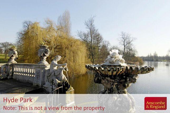 Area: Hyde Park of Clanricarde Gardens W2,