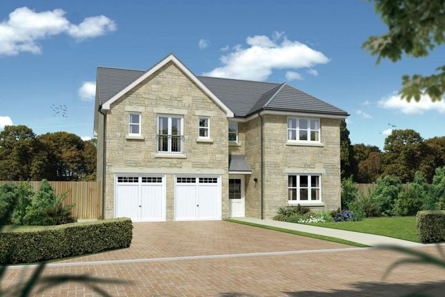 "Thumbnail Detached house for sale in ""Kingsmoor"" at Cherrytree Gardens, Bishopton"
