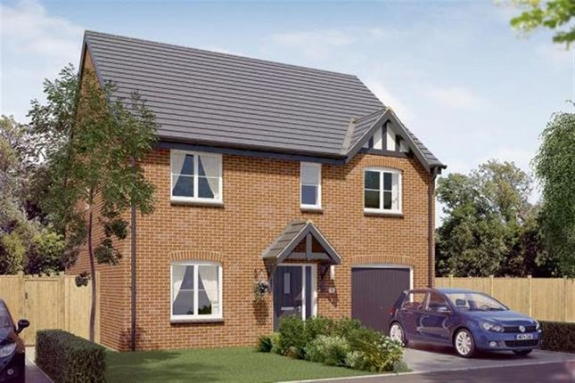 Thumbnail Detached house for sale in Newbold Road, Chesterfield