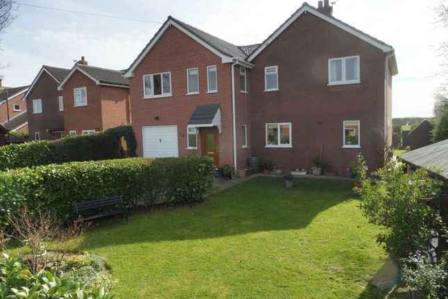 Thumbnail Detached house for sale in Cross Street, Hoxne, Eye