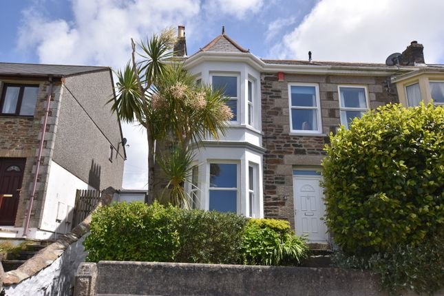 End terrace house for sale in Trefusis Road, Redruth