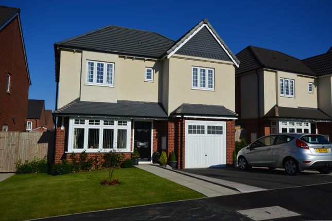 Thumbnail Detached house for sale in Windmill Drive, Filey