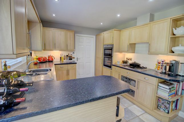 Kitchen of Houghton Close, Northwich CW9