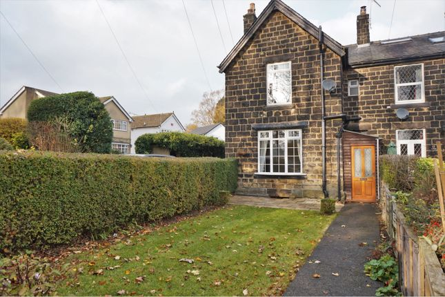 Thumbnail Semi-detached house to rent in Bingley Road, Ilkley