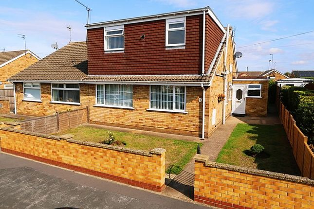 Thumbnail Semi-detached bungalow for sale in Golden Grove, Bilton, Hull