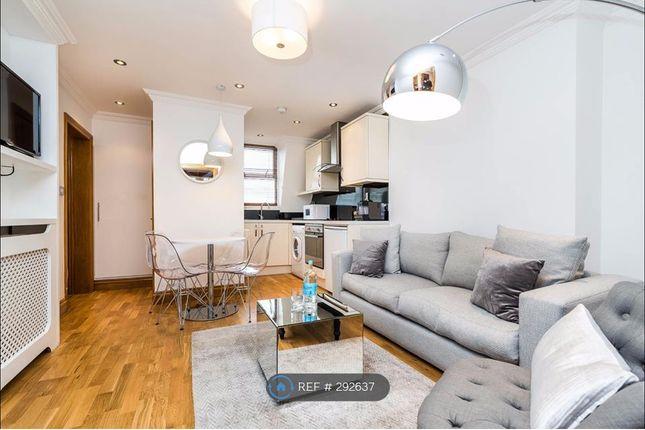 Thumbnail Flat to rent in High Street Kensington, London