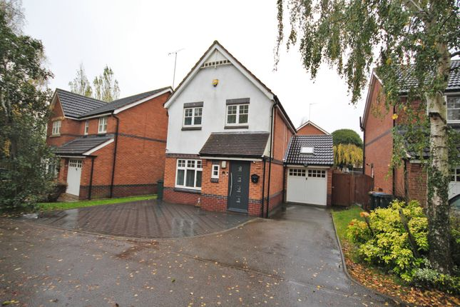 3 bed detached house for sale in Wentworth Drive, Holbrooks, Coventry CV6